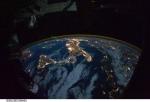 Earth Night Image